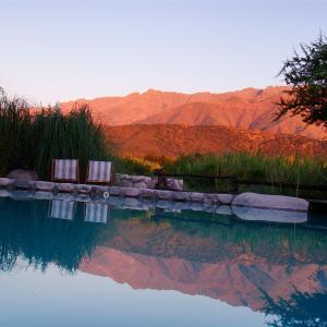 Hotel Pictures: Posada La Valentina, Villa Las Rosas