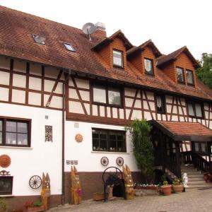 Hotel Pictures: Landgasthof & Pension 'Zur Schönen Aussicht', Mörlenbach