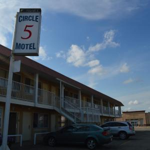 Hotel Pictures: Circle 5 Motel, Olds