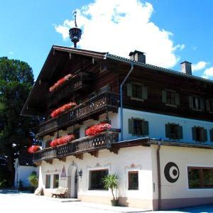 Hotellikuvia: Kraftquelle Herrnmühle, Bramberg am Wildkogel