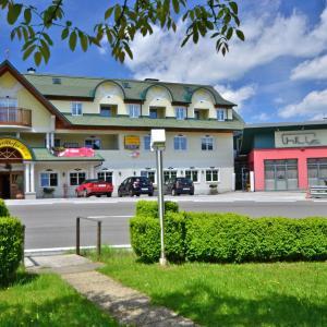 酒店图片: G.H. Knoll 'Proellhofer' Cafe Bar Hills, 弗拉德尼茨·德尔·特克