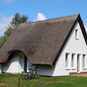 Hotelbilleder: Doppelhaushälfte in Vitte auf Hiddensee, Vitte