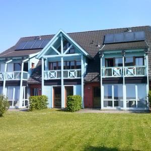 Hotel Pictures: Ferienwohnung L bei Sellin mit Südbalkon, Seedorf