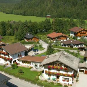 ホテル写真: Haus Alpenblick, ペルティサウ