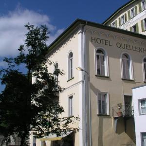 Hotel Pictures: Hotel Quellenhof, Scuol