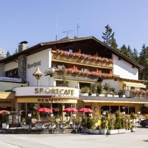 Hotelbilleder: Raffl's Hotel, Leutasch