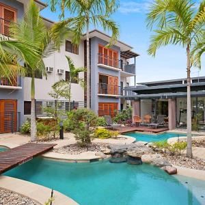 Foto Hotel: Southern Cross Atrium Apartments, Cairns