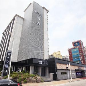 酒店图片: Luxe Hotel, 坡州市