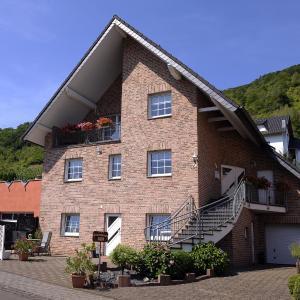 Hotelbilleder: Haus Luzia, Sankt Aldegund