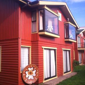 Фотографии отеля: Cabañas Miraflores, Puyehue