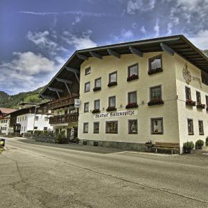 Hotellikuvia: Gasthof Köllenspitze, Nesselwängle