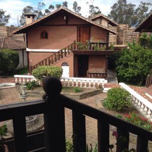 Hotel Pictures: Hotel y Hosteria Natabuela, Natabuela