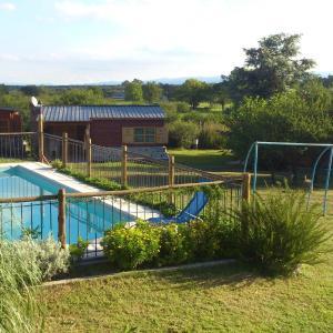 Hotellikuvia: Cabañas Monte Chañares, Malagueño