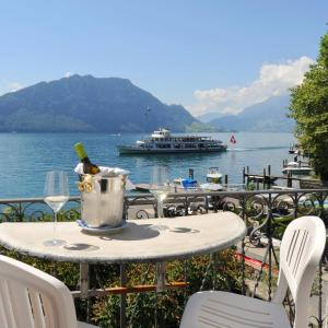 Hotel Pictures: Seehof Hotel Du Lac, Weggis