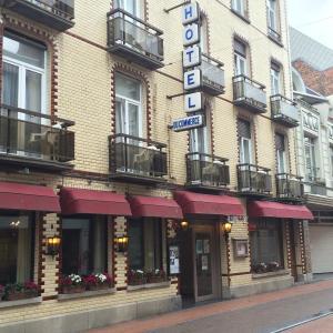 Hotel Pictures: Hotel Du Commerce, Blankenberge