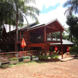Foto Hotel: Paraiso Lodge, Jardín América