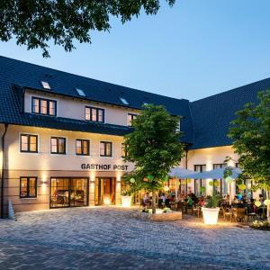 Hotel Pictures: Die Post Hotel, Bad Grönenbach