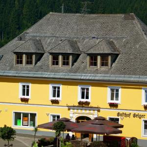ホテル写真: Gasthof Geiger, Bad Sankt Leonhard im Lavanttal