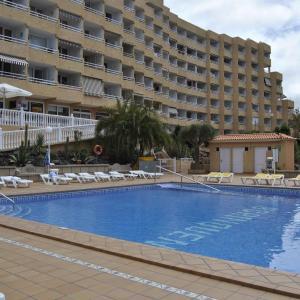 ホテル写真: Apartamentos Borinquen, プラヤ・デ・ラス・アメリカス