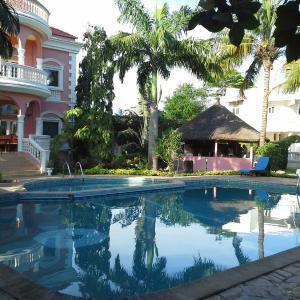 ホテル写真: Hotel Casa Cornelia, Agblangandan