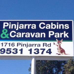 Fotos del hotel: Pinjarra Caravan Park and Cabins, Pinjarra