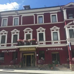 Hotel Pictures: Hotel Wilder Mann, Steinach am Brenner