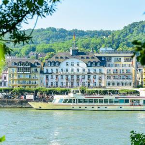Hotelbilleder: Bellevue Rheinhotel, Boppard