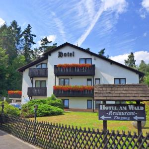 Hotelbilleder: Hotel Am Wald, Marktredwitz