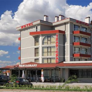 Hotellikuvia: Tsarigrad Hotel, Pŭrvomay