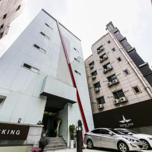 酒店图片: Hotel Star Mini Seongnam, 城南市