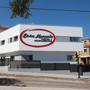 Hotel Pictures: Hostal Doña Manuela, Málaga