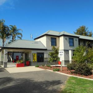 Hotellikuvia: Narrabri Motel and Caravan Park, Narrabri