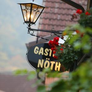 Hotelbilleder: Hotel Gasthof Nöth, Hammelburg