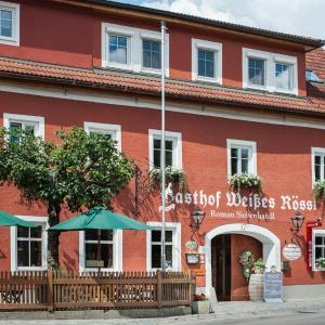 ホテル写真: Gasthof Weißes Rössl, Mühldorf