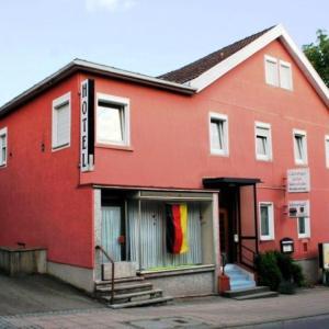 Hotelbilleder: Hotel Weibertreu, Weinsberg