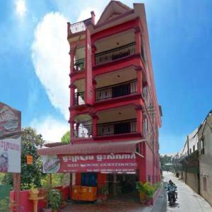 Hotelbilleder: Red House Guesthouse, Phnom Penh