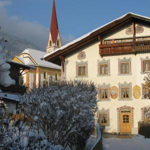 Fotos do Hotel: Ferienappartement Pircher-Maes, Telfes im Stubai
