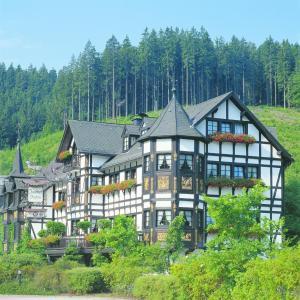Hotel Pictures: Relais & Châteaux Jagdhof Glashütte, Bad Laasphe