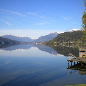 Fotos do Hotel: Ferienwohnungen Seerose direkt am See, Millstatt
