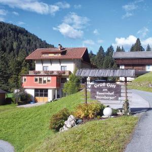Hotellikuvia: Stembergerhof - Urlaub am Bauerhof, Liesing