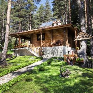 Hotellikuvia: Villa Borovinka, Tsigov Chark