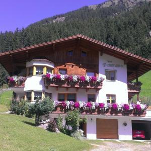 Hotellikuvia: Haus Panorama, Sankt Leonhard im Pitztal