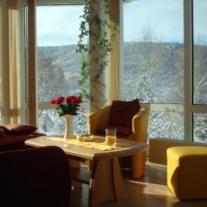 Hotelbilleder: Ferienwohnung Bergblick, Zella-Mehlis
