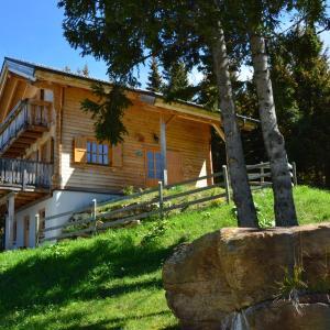 酒店图片: Feriendorf Koralpe by Alps Residence, Hartelsberg