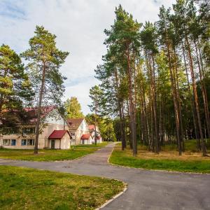 Hotel Pictures: Ozdorovitelnyy Kompleks Chayka, Naroch'