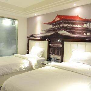 Zdjęcia hotelu: Taiyuan Tangji Art Hotel, Taiyuan
