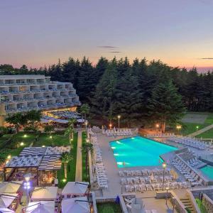 ホテル写真: Hotel Laguna Mediteran, ポレッチ