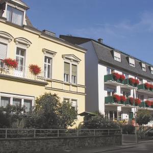 Hotelbilleder: Gästehaus Vis-A-Vis, Rüdesheim am Rhein