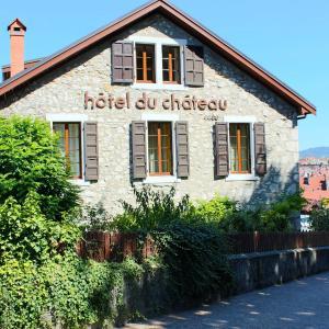 Hotel Pictures: Hôtel du Château, Annecy