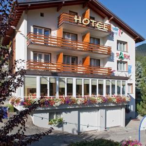 Hotel Pictures: Hotel Park, Fiesch